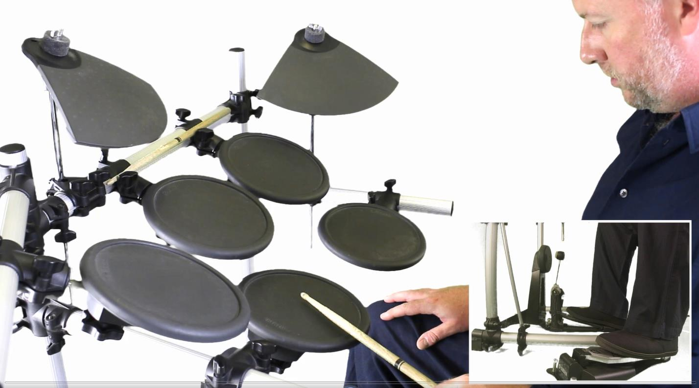 HOW TO PLAY DRUMS - DRUM LESSONS ONLINE - Free Beginner ...